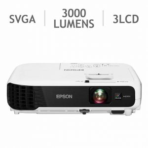 image of our top pick for outdoor projectors