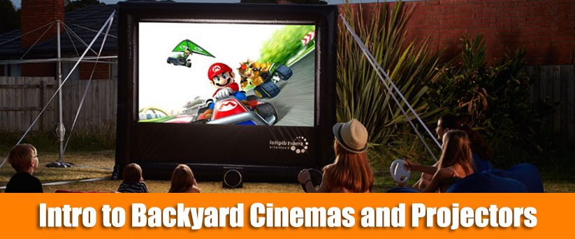 header image for the intro to backyard cinemas