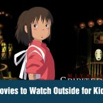Best Movies to Watch Outside for Kids