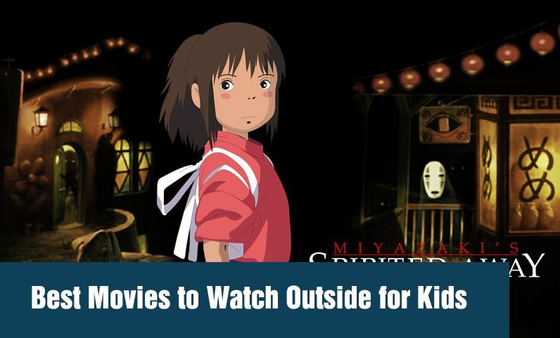 Movies to Watch Outside for Kids