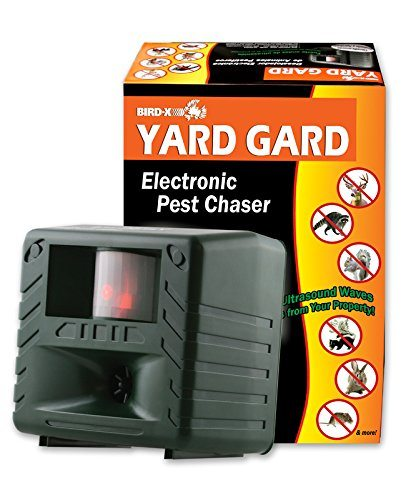 Best Bird-X Yard Gard Electronic Animal Repeller Review
