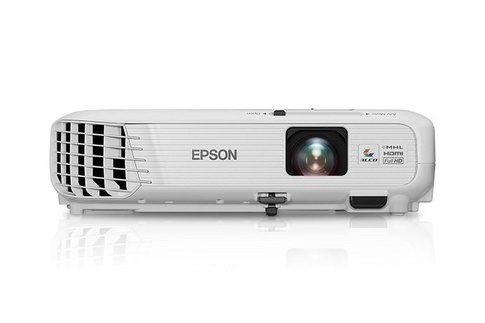 front image of the Epson Home Cinema 1040