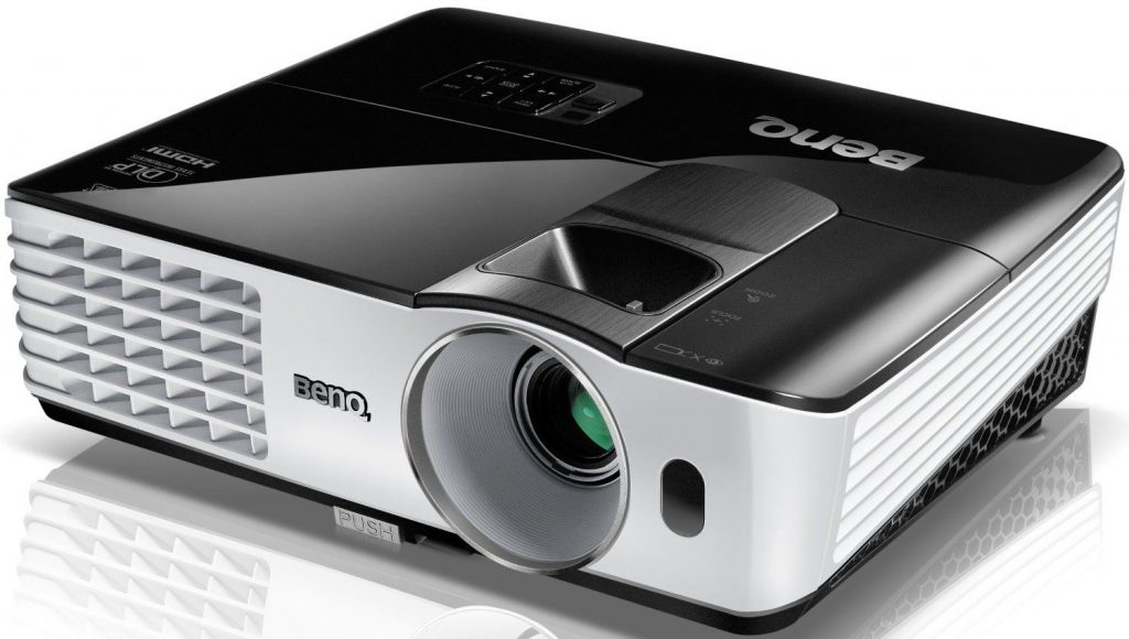 image of BenQ DLP HD