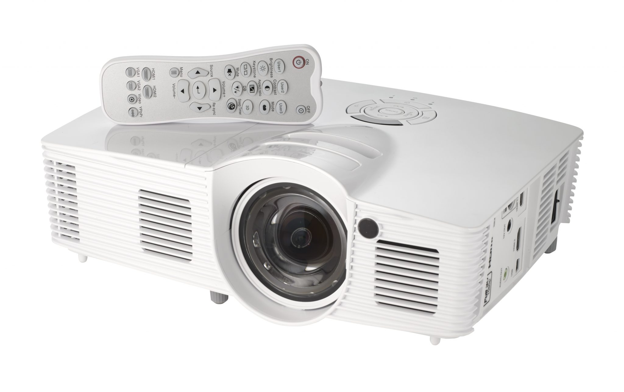 image of Optoma GT1080 projector