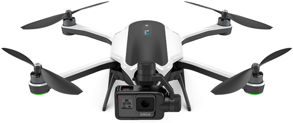 image of the goPro Karma