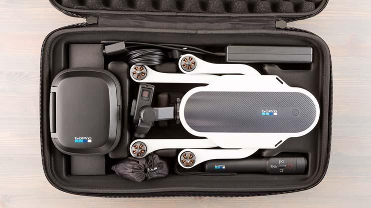 image of the goPro Karma case