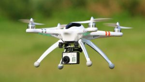 image of a drone camera that is attachable