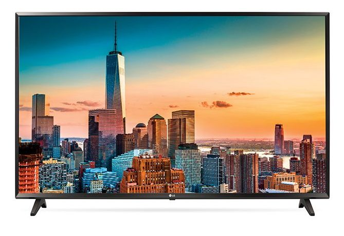 a picture of a LG TV