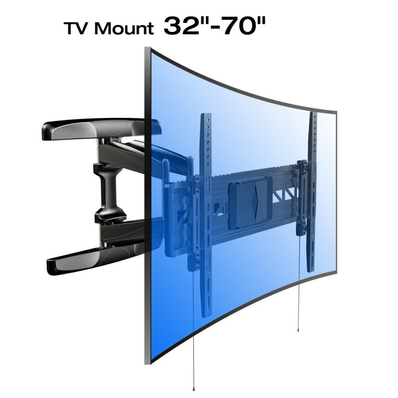 Loctek R2 tv wall mount 2