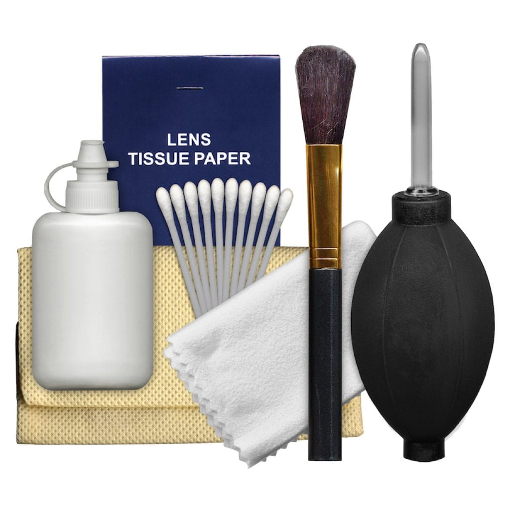 projector lens cleaning kit