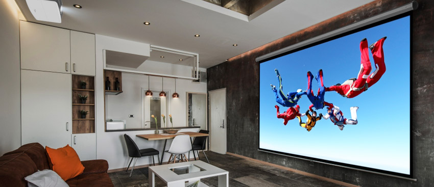 What Type Of Paint To Use For Projector Screen