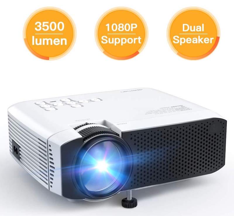 APEMAN LC350 projector