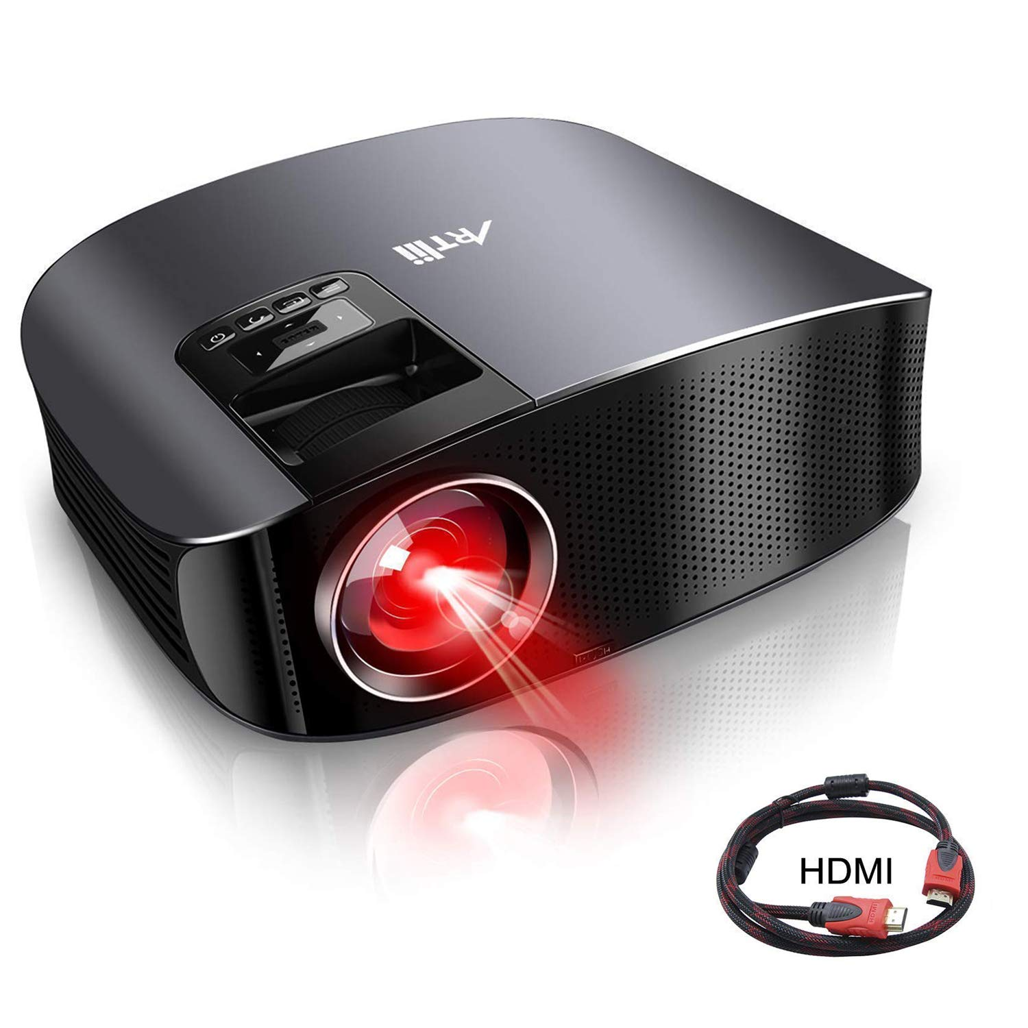 Artlii Full HD Home Theater Projector