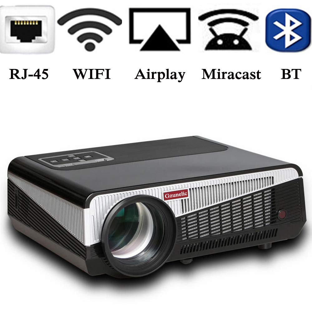 Gzunelic Android Full HD Theater Projector