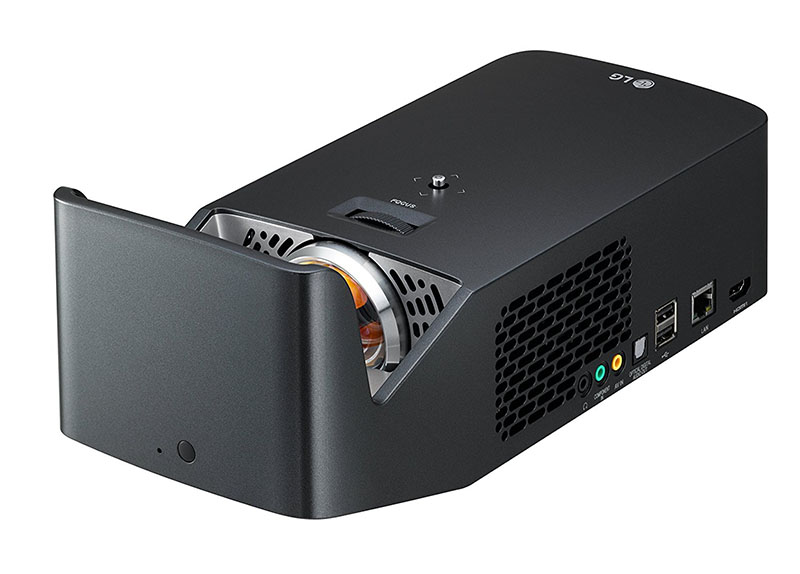 LG Electronics PF1000U Smart Home Theater Projector