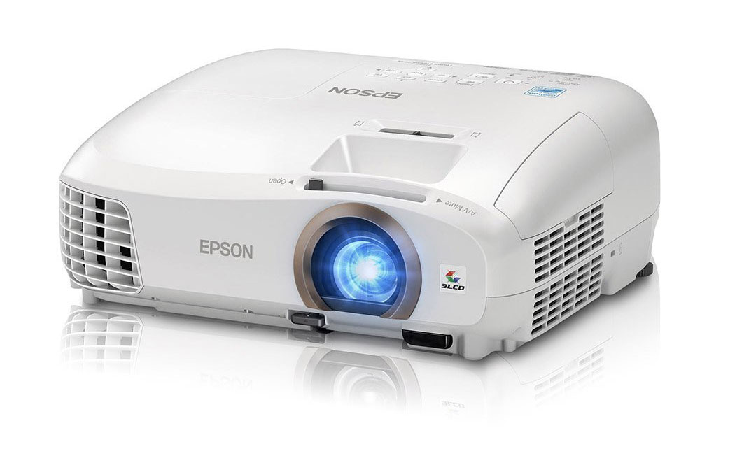 Epson Home Cinema 3D Miracast Home Theater Projector