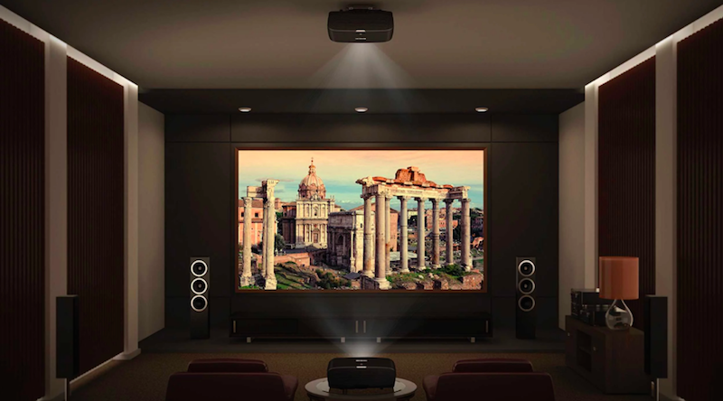 home theater projector setup 3