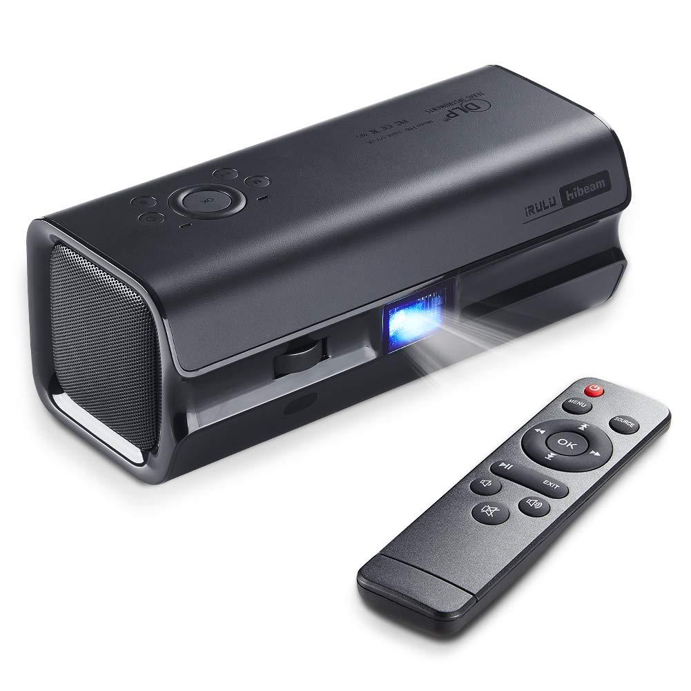 iRULU HiBeam H60 projector