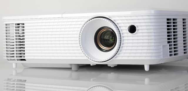 optoma hd27 projector featuring