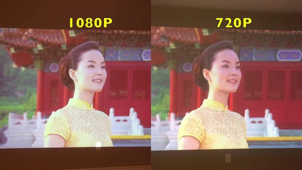 1080p vs 720p