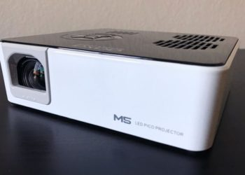 AAXA M5 projector overview