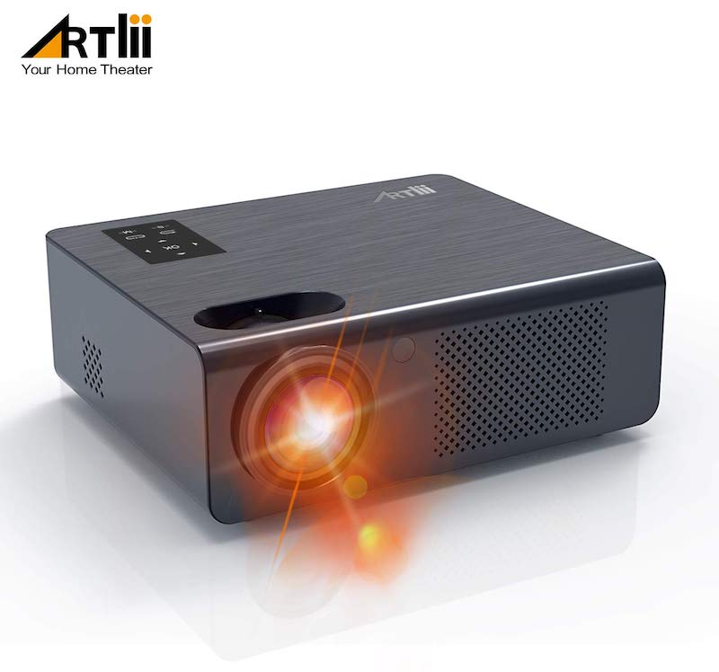 Artlii Home Theater Projector