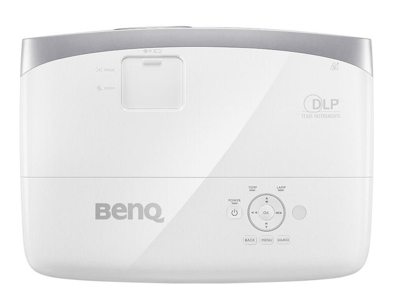BenQ HT2050A projector top view