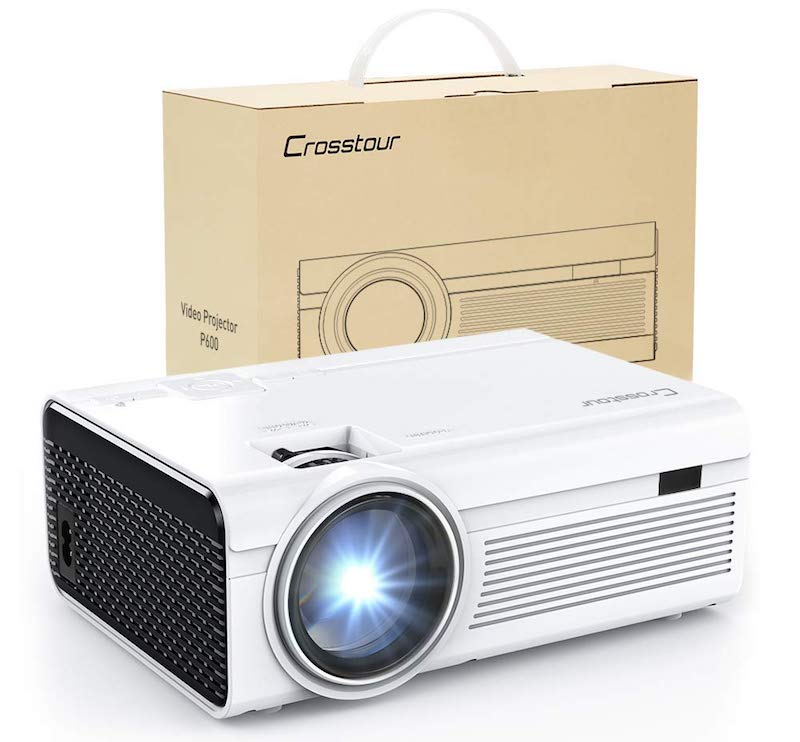 Crosstour HD Portable Projector