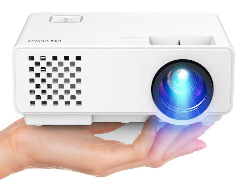 DBPower Mini Video Projector