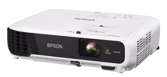 Epson EX3220 angle view