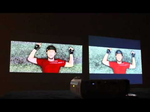 Epson EX3220 viewing vs other brand