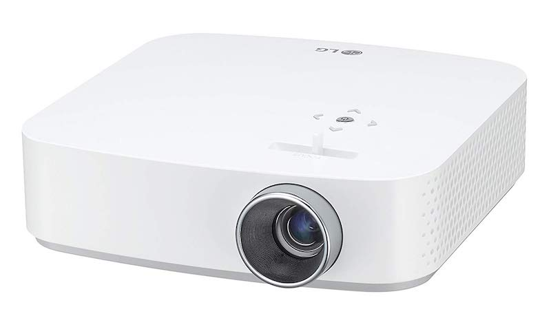 LG PF50KA projector 2
