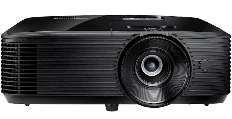 Optoma HD143X projector front view