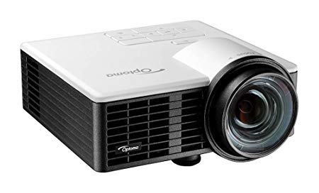 Optoma ML750ST projector frontview