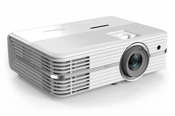 Optoma UHD50 projector angle view