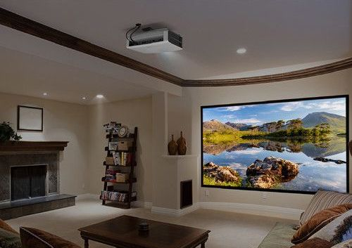 Optoma UHD60 projector actual viewing