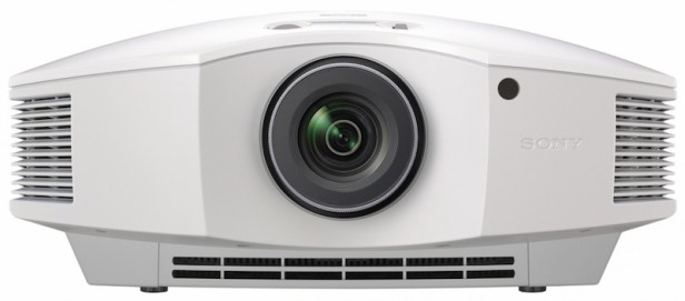 Sony VPL-HW45ES projector white color