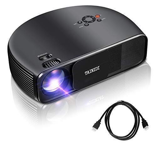 TAINIDI Home Theater Video Projector