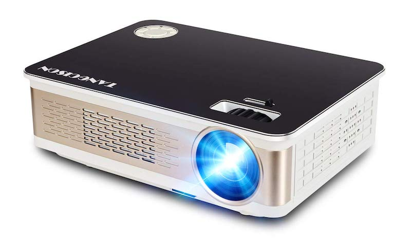 TANGCISON LED Video Projector