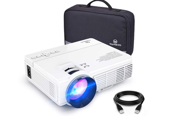 Cheap Projectors Under $100