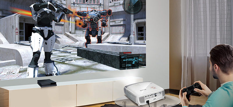 Top Projectors for Gaming 2019 - Don't Make the Same Mistake