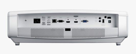 optoma uhd60 4k projector back