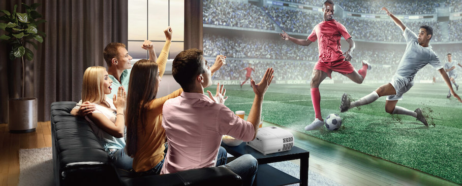 sports projector