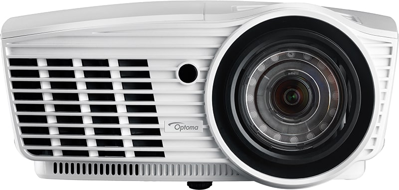 Optoma EH415ST Projector front