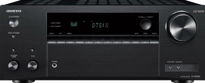 AV Receiver Onkyo TX-NR585
