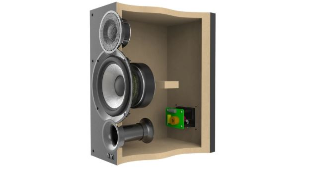 ELAC B62 NEW2-way bookshelf speakers