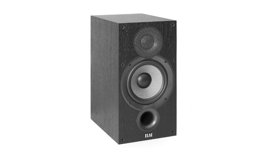 ELAC Debut 2.0 B6.2 Bookshelf Speakers Side