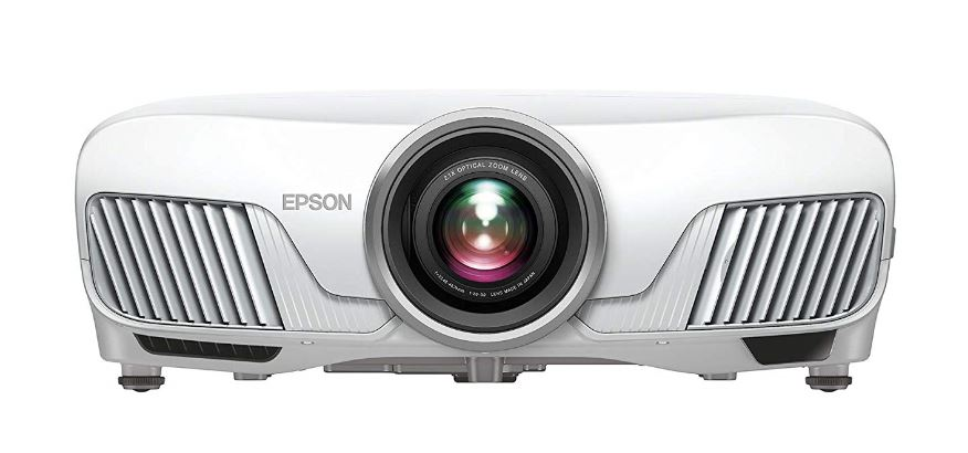 Epson Home Cinema 4010 White Front