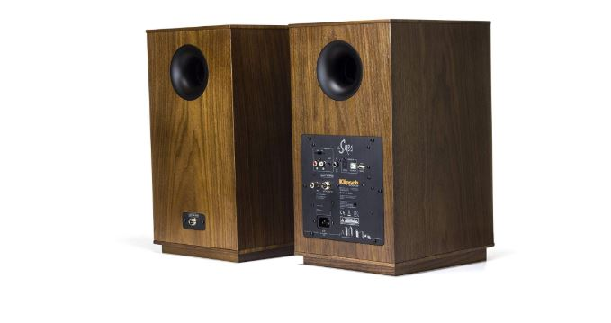 Klipsch The Sixes Back