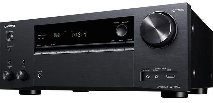 Onkyo TX-NR686 Receiver